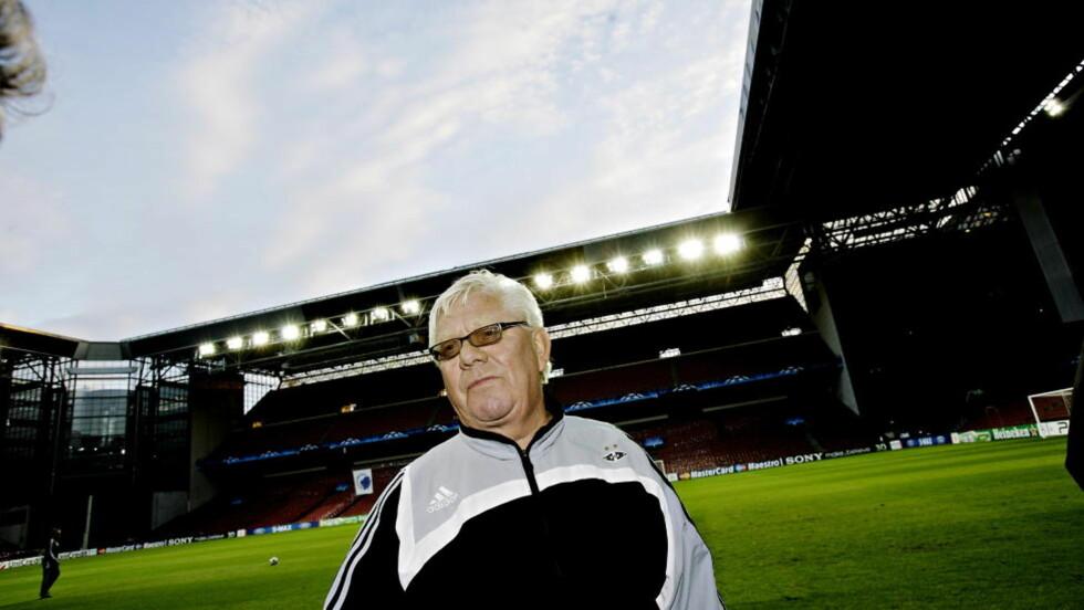 <strong>MISTET KONA:</strong> Kona til Nils Arne Eggen døde lørdag. Hun ble 71 år gammel. Foto: Kristian Ridder-Nilsen