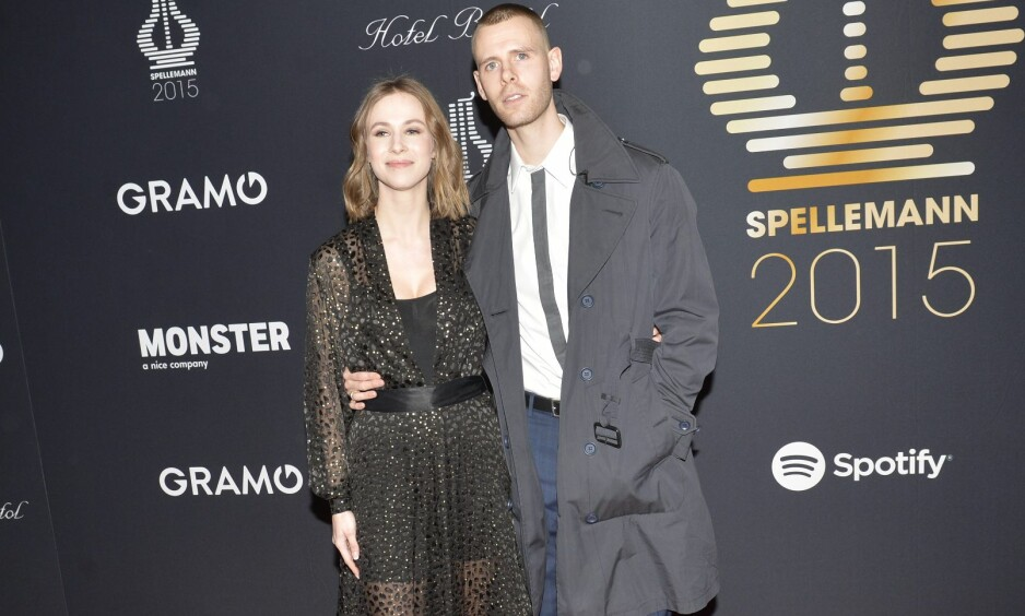TOBARNSFORELDRE: Lars Vaular og kona Malin Kulseth er blitt foreldre for annen gang. Foto: Fredrik Varfjell / NTB scanpix