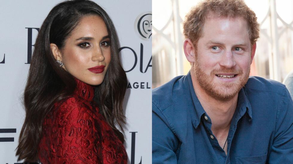 KONGELIG KJÆRESTE?: Meghan Markle skal ifølge flere internasjonale nettsteder være prins Harrys nye kjæreste. Foto: Scanpix