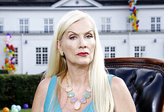 Gunilla vurderer å saksøke Hollywoodfrue-kollega