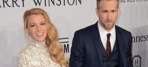 Ryan Reynolds måtte blidgjøre kona etter TV-avsløring
