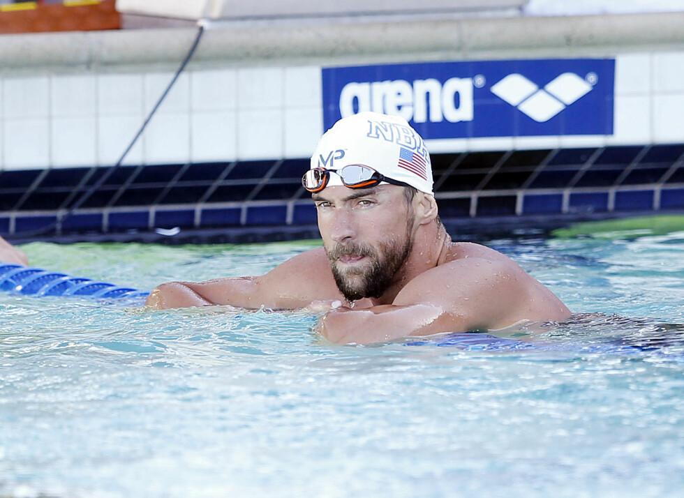 OL-VINNER: Michael Phelps har vunnet 18 OL-gull i svømming og 22 medaljer totalt. Foto: Reuters Foto: Reuters