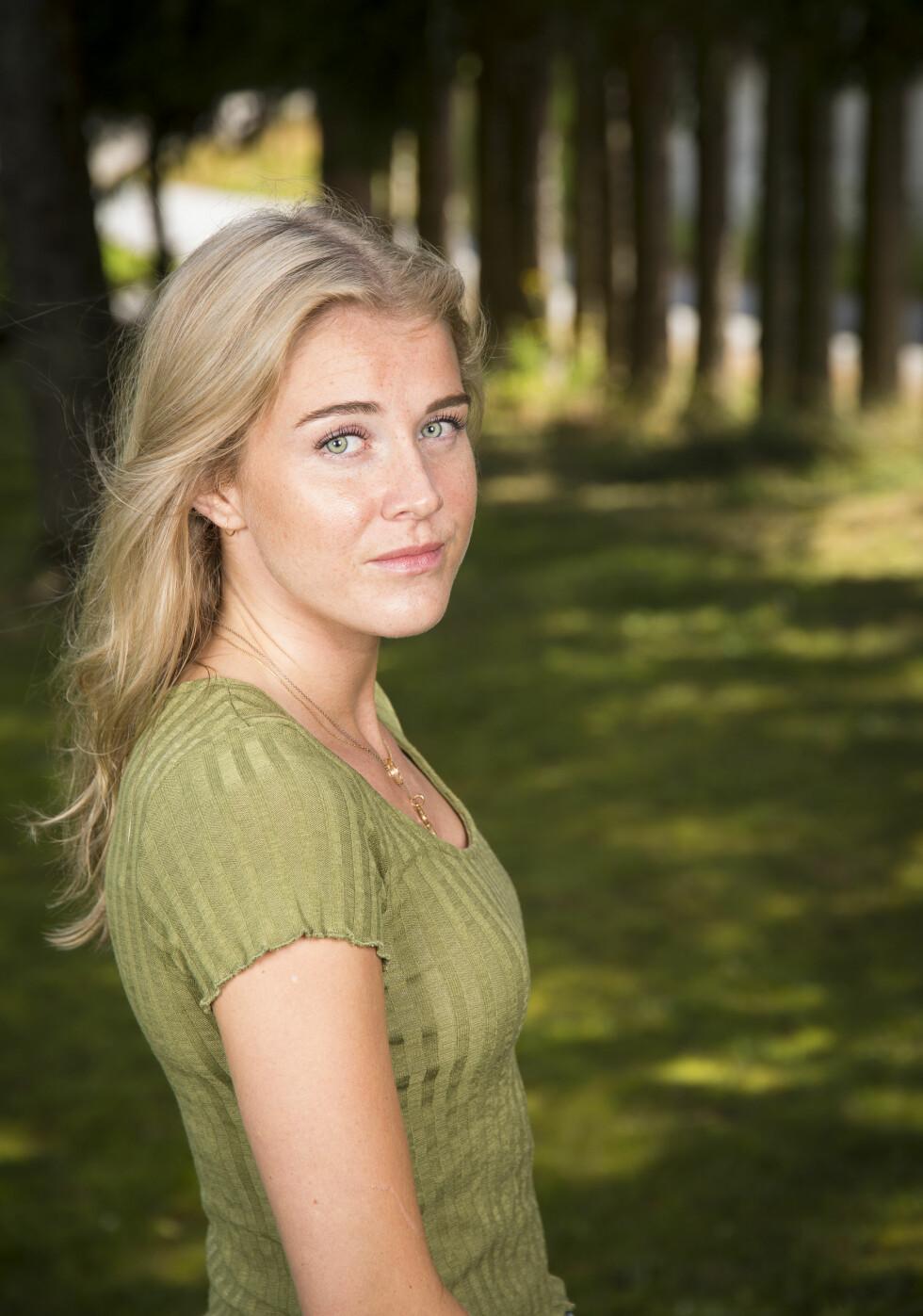Navn: Sophie Therese Lindberg Alder: 25 Yrke: Markedskoordinator hos Cappelen Damm Bosted: Oslo Foto: Tor Lindseth/ Se og Hør