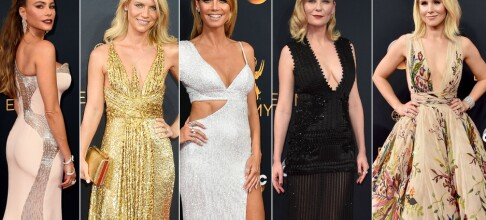 Emmy Awards: - Hun ser ut som en eventyrprinsesse