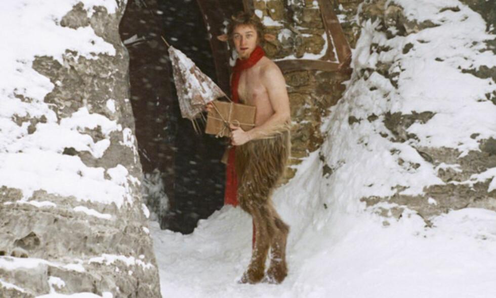 LER AV BILDET: Den australske nettsiden sammenligner prins Vincent med karakteren fra «Narnia».  Foto: Foto: NTB scanpix