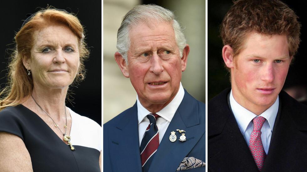 SKANDALER I KØ: Flere ganger har kongehus verden over fått kritikk for handlinger deres respektive medlemmer har begått. Foto: NTB scanpix