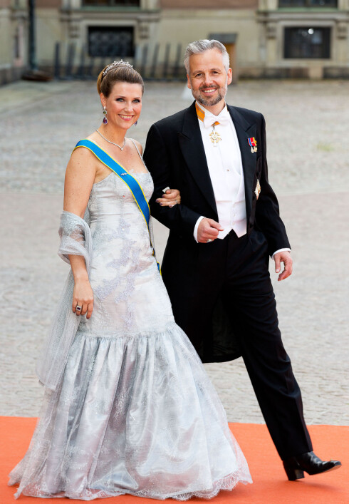 BRUDD: I august kom nyheten om at prinsesse Märtha Louise og Ari Behn gikk fra hverandre etter 14 års ekteskap.  Foto: DPA/ NTB Scanpix