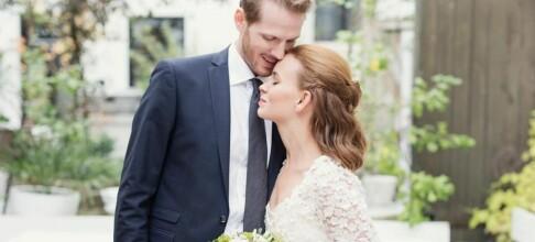 Marit Larsen har giftet seg