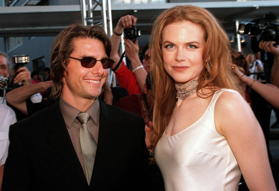 <strong>OVERRASKENDE BRUDD:</strong> Nicole Kidman har tidligere åpnet seg om sjokket hun fikk da Tom Cruise helt ut av det blå ønsket å skille seg fra henne i 2001.  Foto: AFP