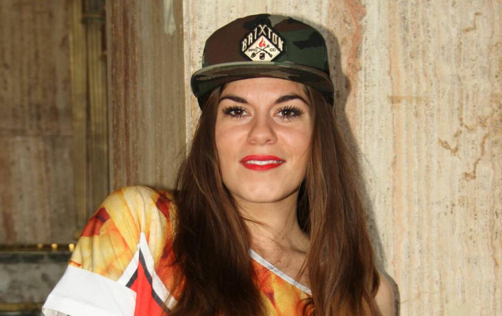 TRENDY BLOGGER: Kristin Gjelsvik ble først kjent som deltaker i realityserien «Paradise Hotel» på TV3 og har siden gjort stor suksess som blogger. Foto: Se og Hør