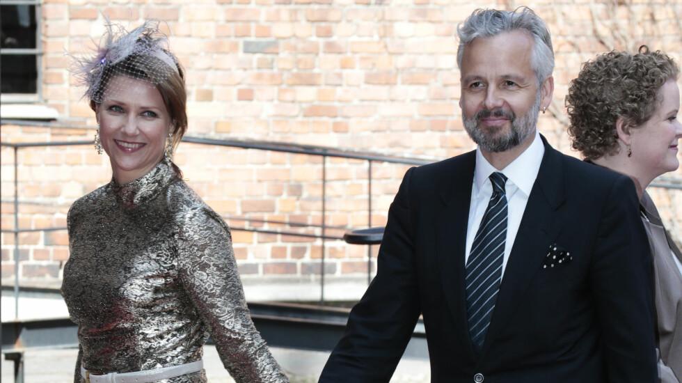 FORHOLDET TOK SLUTT: Märtha Louise og Ari Behn annonserte i august at de etter 14 års ekteskap velger å gå hvert til sitt.  Foto: NTB scanpix