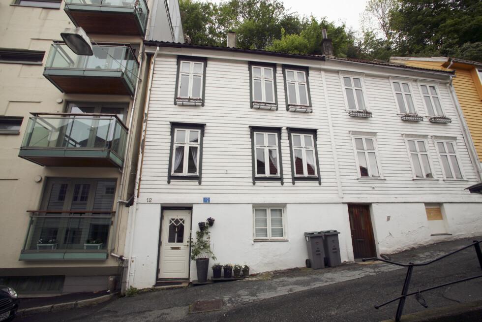 SOLGTE DRØMMEHJEMMET: Marit Voldsæter punget ut 5,2 millioner kroner for boligen i Bergen sentrum i 2011. Foto: Se og Hør