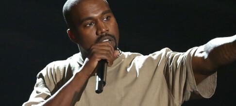- Kanyes overraskelse kan sjokkere TV-seerne