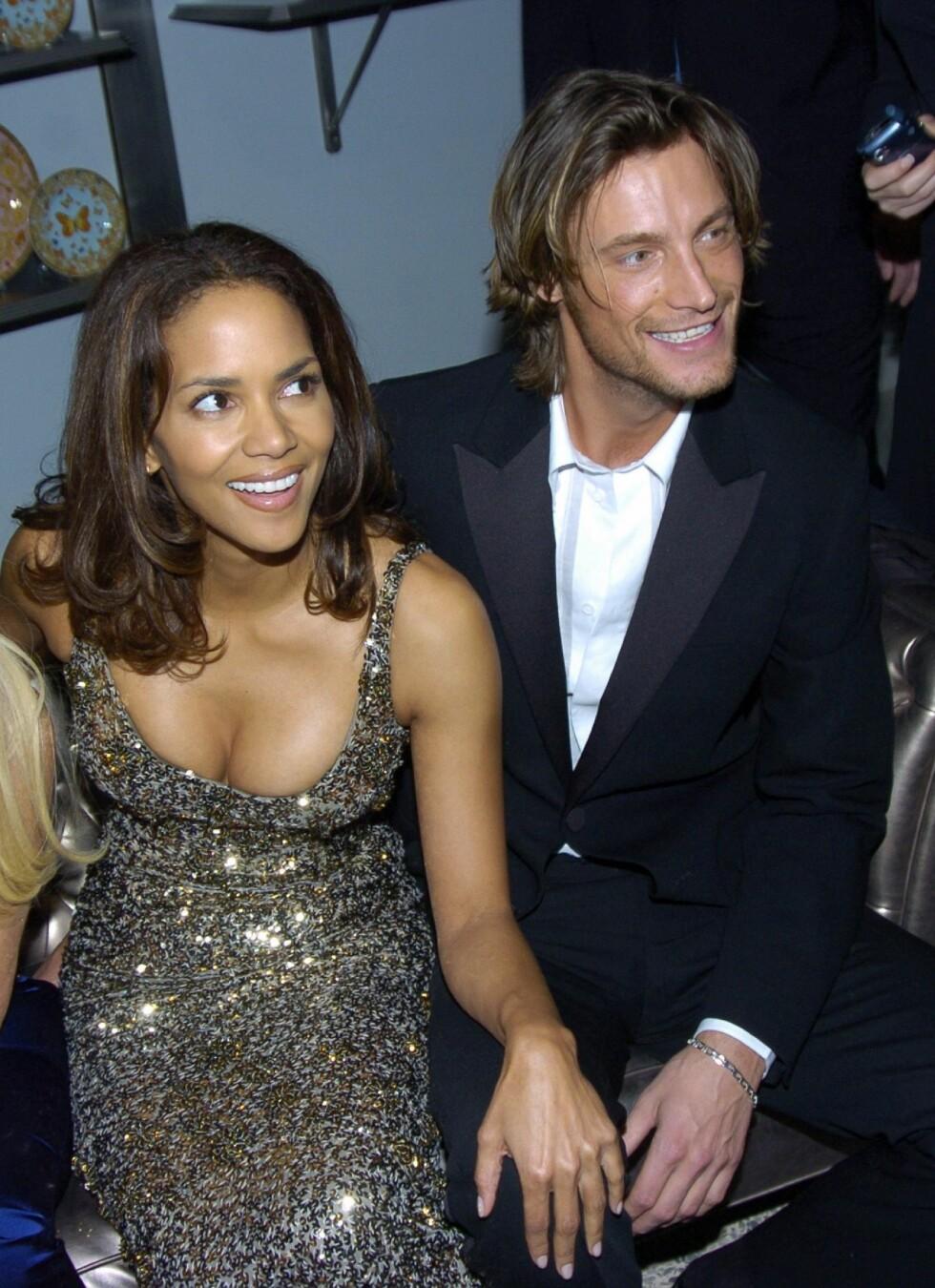 GIFTET SEG IKKE: Halle Berry og Gabriel Aubry fikk barn sammen og var et par i flere år, men ble aldri ektefeller. Foto: wenn.com