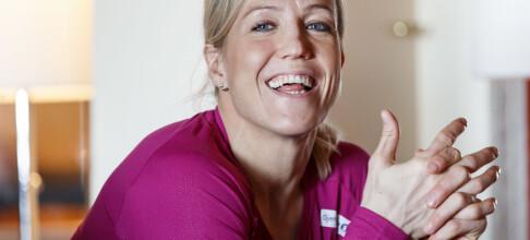 Heidi Løke er gravid