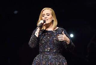 Shoppingturen gikk ikke helt som planlagt for Adele