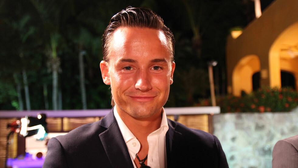 NY RUNDE PÅ TV: Audun Sørseth var med i årets utgave av Paradise Hotel. Nå skal han finne kjærligheten i et nytt program på TV 3 Viaplay. Foto: TV3/Anton Soggiu