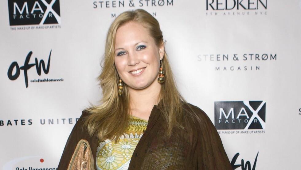 MISBRUKT: Kimberly Larsens identitet ble misbrukt på dating-appen Tinder.  Foto: Espen Solli