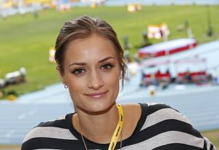 Christina Vukicevic er blitt mamma
