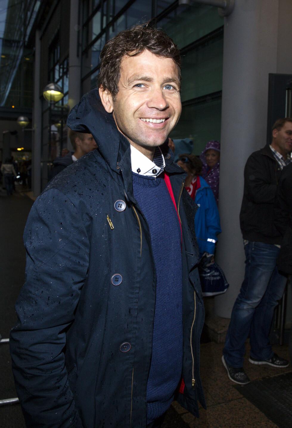 TAR PAPPAPERM: Ole Einar Bjørndalen sier han planlegger å ta pappaperm for å være sammen med sitt kommende barn. Foto: Andreas Fadum