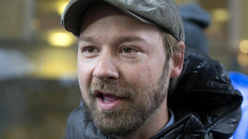 LAGER NY SESONG: Petter Nyquist er mannen bak TV-serien «Petter Uteligger», hvis første sesong ble en braksuksess og vant flere priser. Nå er Nyquist i gang med innspillinga av en ny sesong, med helt nye deltakere og nytt konsept. Foto: Terje Pedersen/ NTB scanpix