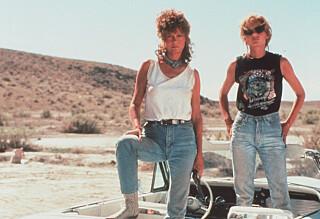 Slik ser «Thelma & Louise»-stjernene ut  - 25 år etter