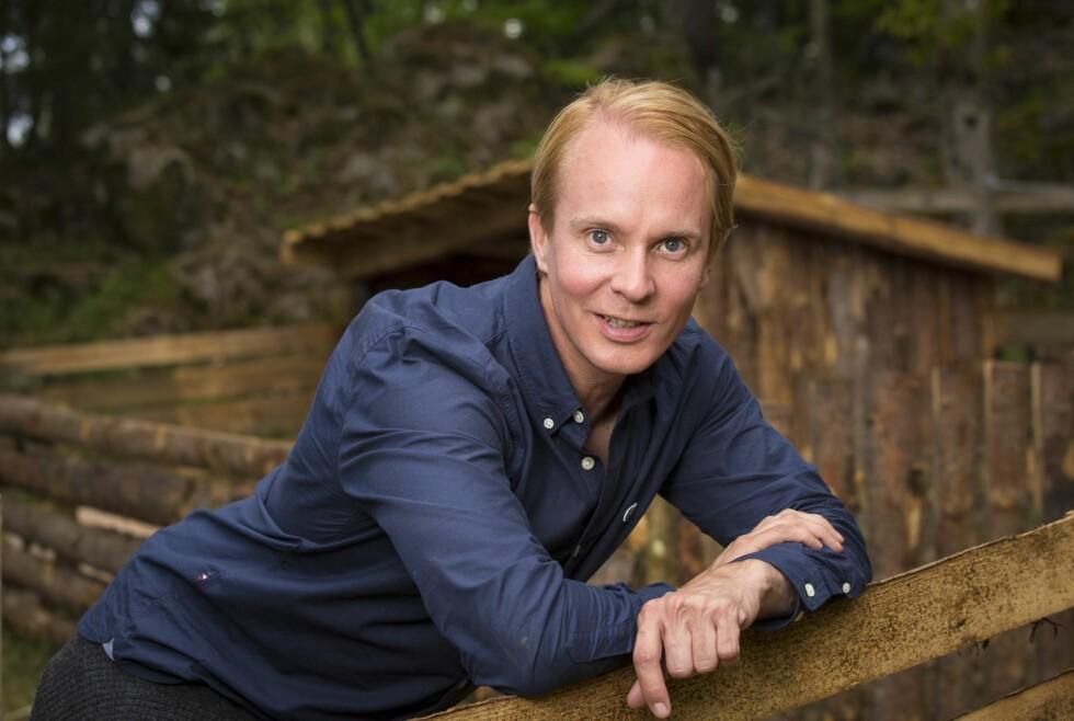 KLAR FOR BONDE-PARADIS: Tidligere «Paradise Hotel»-vinner Petter Pilgaard går for seier i en ny realityserie. Foto: Tor Lindseth
