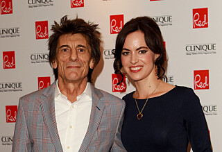 Rolling Stones-stjernen (68) ble seksbarnsfar
