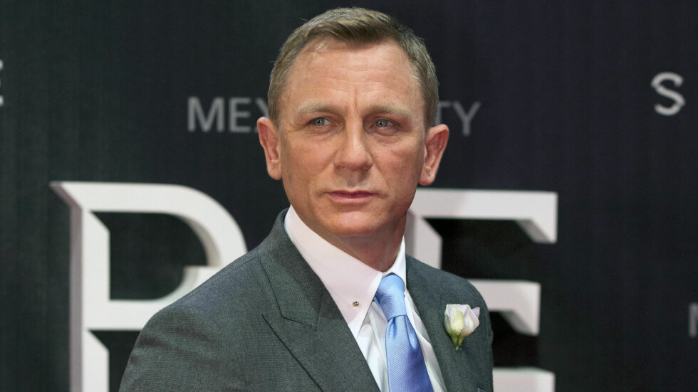 <strong>TAKKET NEI:</strong> Daniel Craig er tydelig på at han ikke lenger vil spille den kjente karakteren James Bond.  Foto: Ap