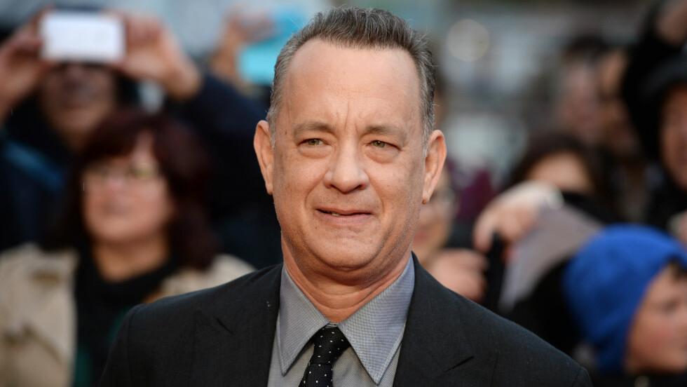 HAR DIABETES: Skuespiller Tom Hanks lever med diabetes type 2. Det må han mest sannsynlig gjøre resten av livet.  Foto: Pa Photos