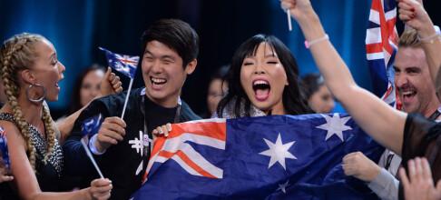 Dette skjer om Australia vinner Eurovision