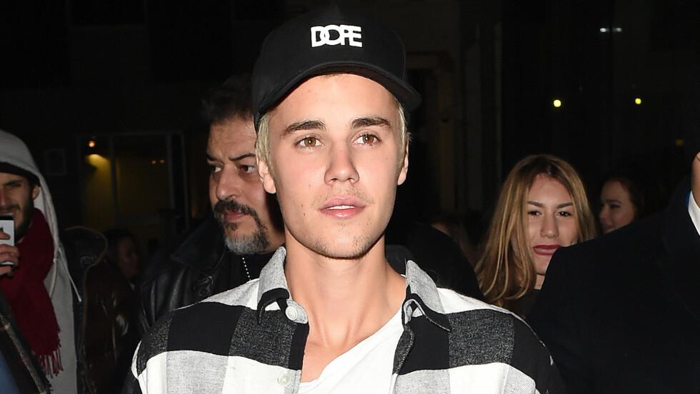 TURNÉ-AKTUELL: Justin Bieber er for tiden aktuell med sin USA-turné, og har hatt flere møter med ivrige fans.  Foto: wenn.com