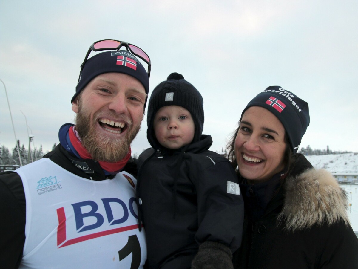 Martin Johnsrud Sundby Ble Pappa Igjen