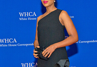 Kerry Washington gravid med barn nummer to