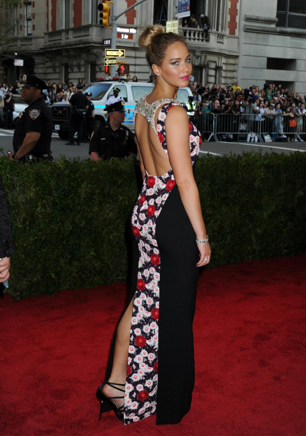 Jennifer Lawrence. Foto: Broadimage