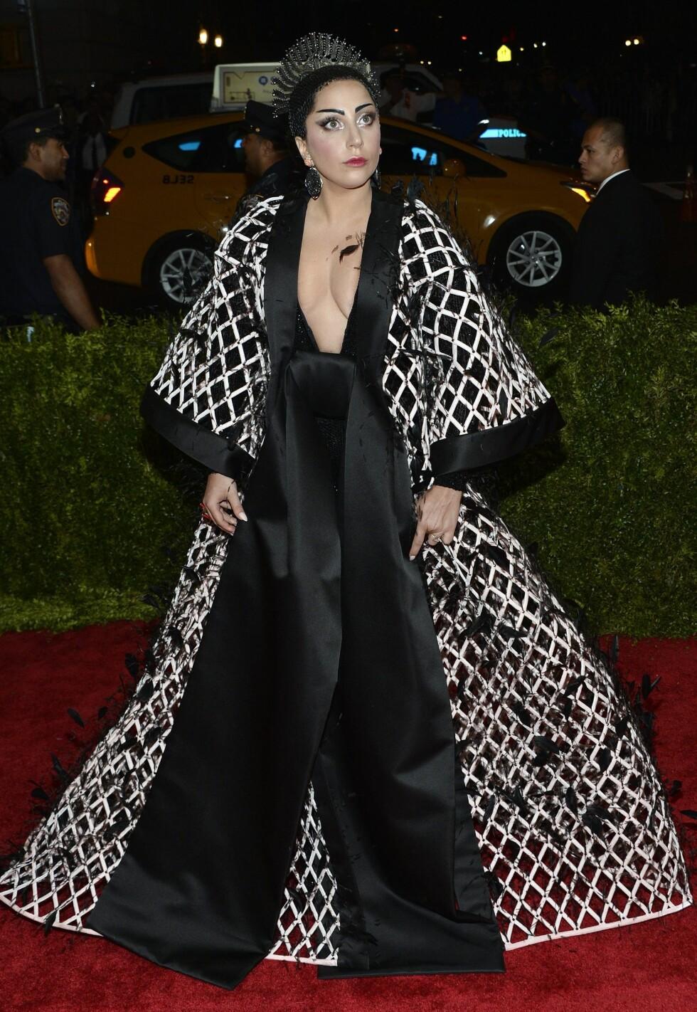 Lady Gaga. Foto: Epa