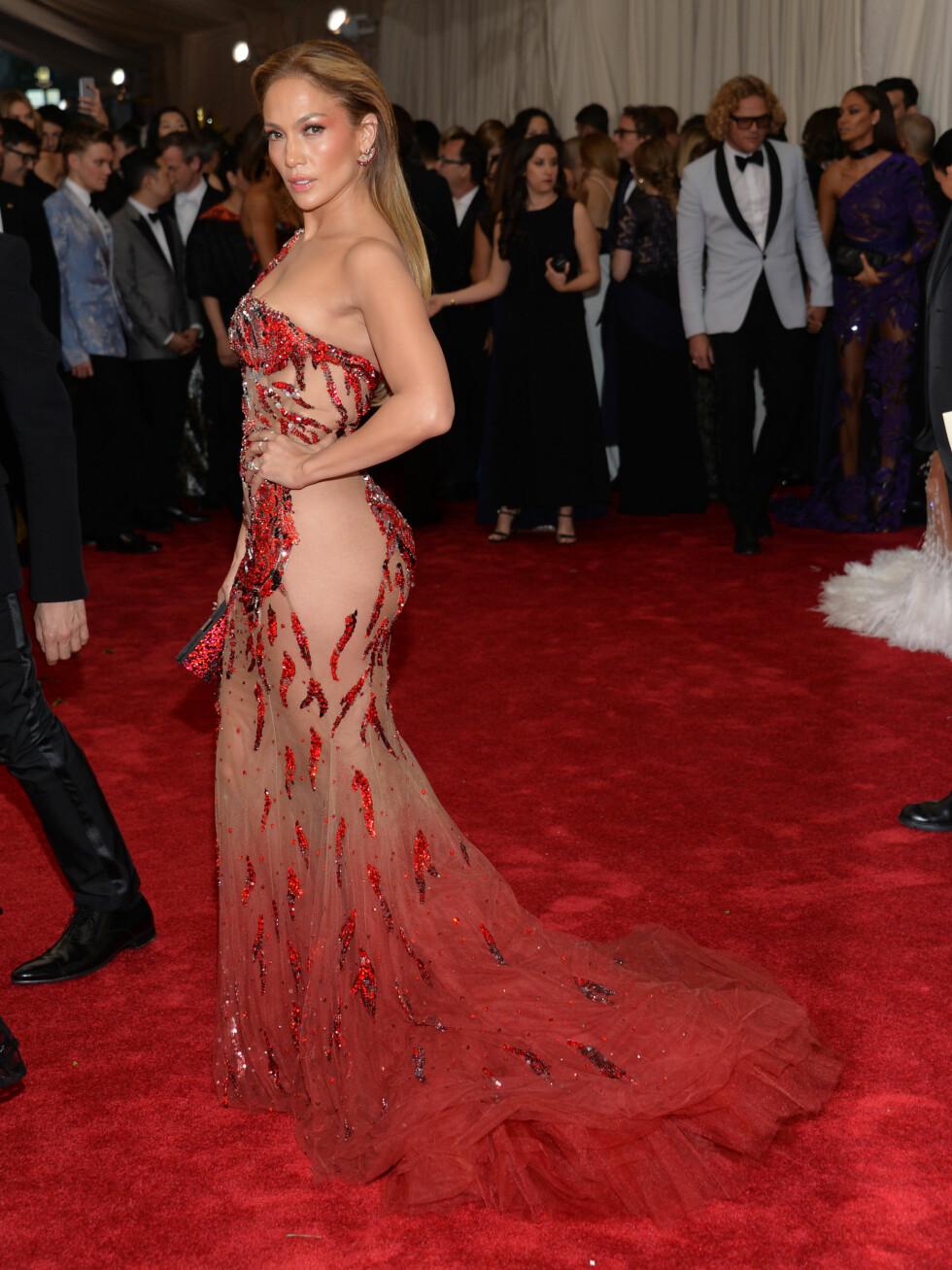 Jennifer Lopez. Foto: Ap