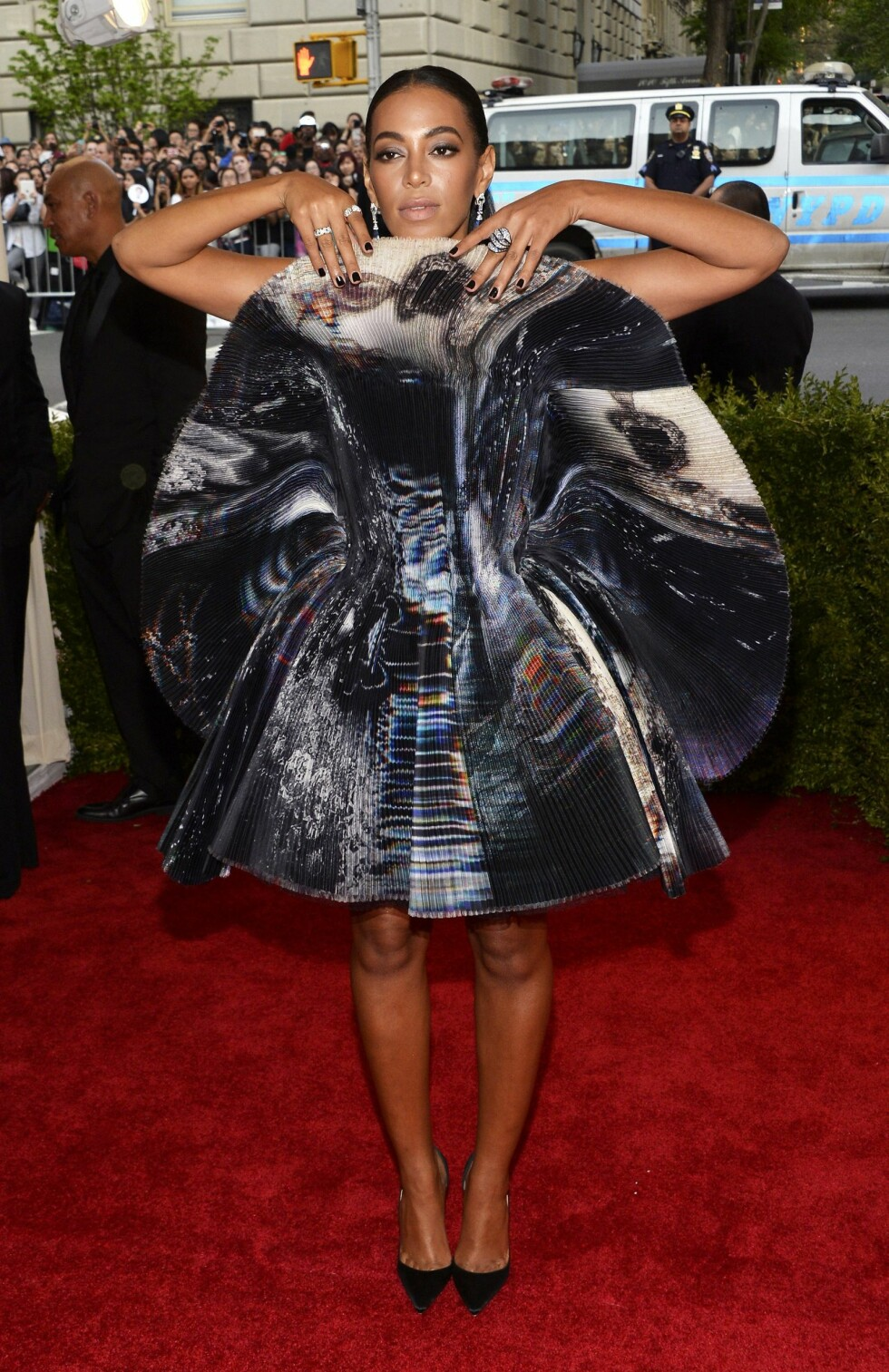 Solange Knowles. Foto: Epa