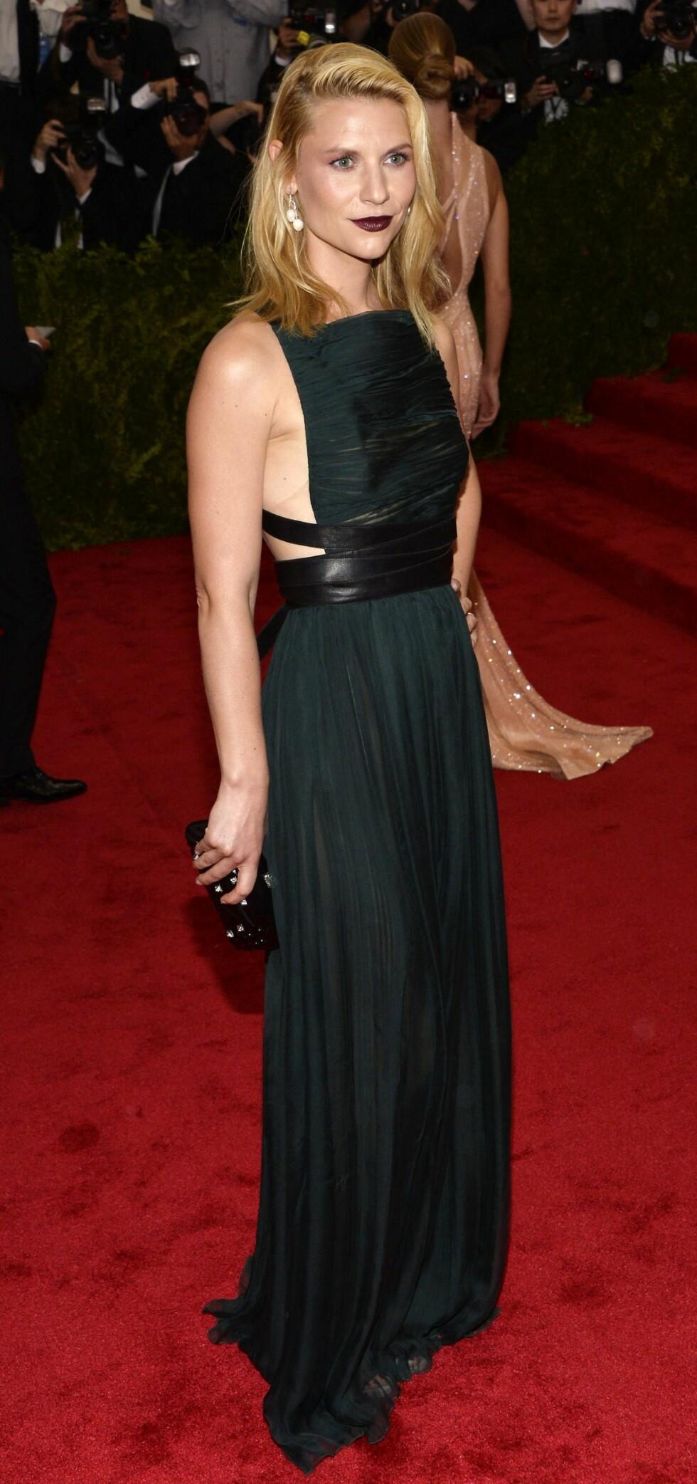 Claire Danes. Foto: Epa