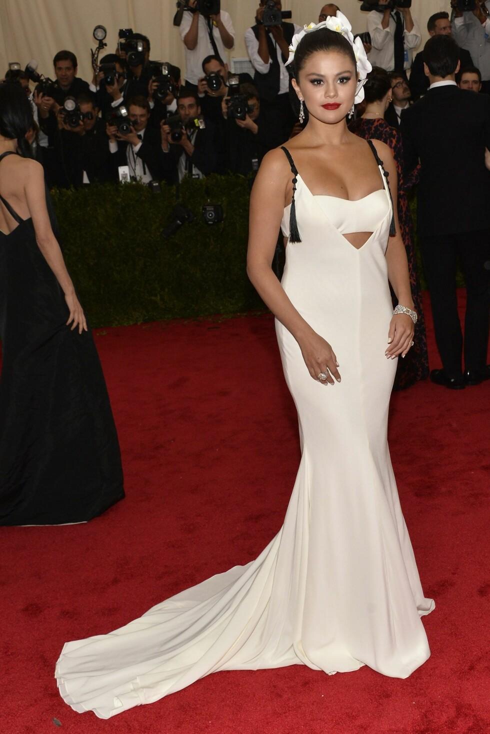 Selena Gomez. Foto: Epa
