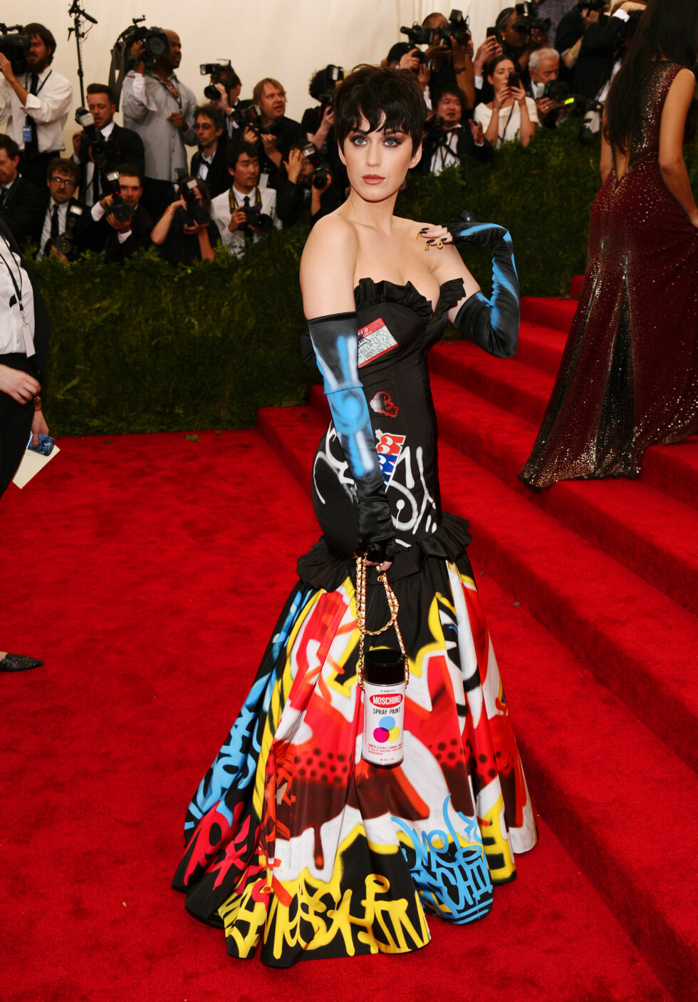 Katy Perry. Foto: Ap