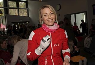Kari Traa skadet seg i vindtunnel-ulykke
