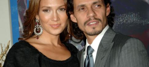 Jennifer Lopez «holdt ut» med Marc Anthony i syv år