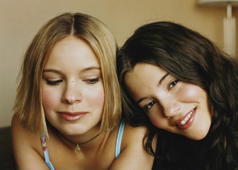 TIDLIGERE DUO: Marit Larsen og Marion Ravn gikk hver sin vei musikalsk i 2002.  Foto: © Todd France/Corbis