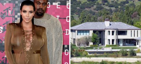 Kim og Kanye har fått naboene på nakken