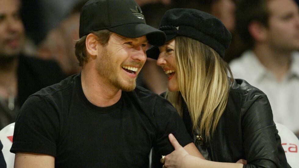 <strong>LYKKELIGERE TIDER:</strong> I 2011 ble det kjent at Drew Barrymore hadde funnet lykken med Will Kopelman. Året etter giftet paret seg – men nå er bruddet et faktum. Foto: Scanpix