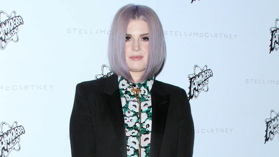 VONDE MINNER: Kelly Osbourne åpner seg opp om kropps- og utseendepresset hun har opplevd gjennom flere år. Foto: NTB Scanpix