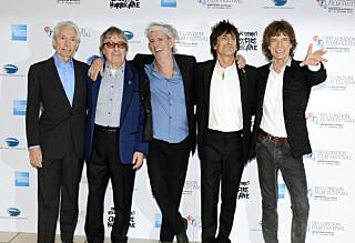 Rolling Stones-stjernen Bill Wyman rammet av kreft