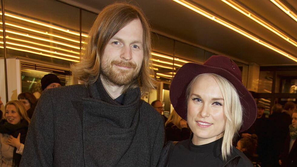DYNAMISK DUO: Eva Weel Skram og ektemannen Thomas er vant til å samarbeide i jobben, men også i musikken.  Foto: Tore Skaar