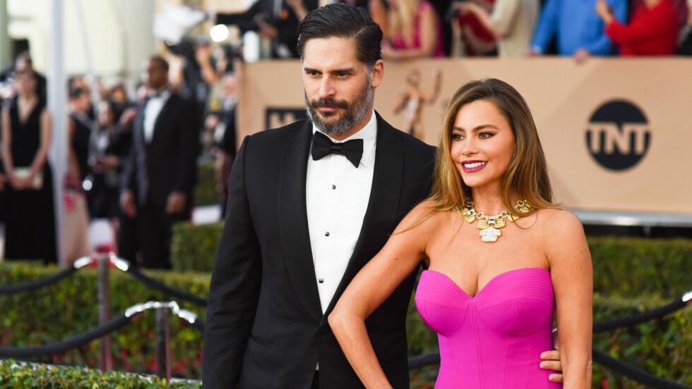 VIL HA BARN: Sofia Vergara forteller at skuespillermannen Joe Manganiello gjerne skulle blitt pappa. Foto: Rex Features